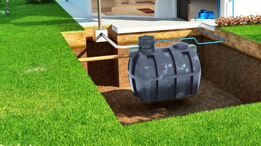 DELFIN MAX Накопительная емкость для воды