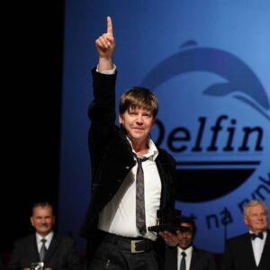Получение наград DELFIN Польша