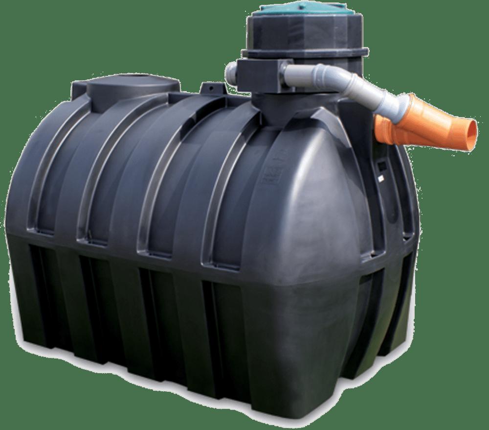 DELFIN RAIN - Емкость для дождевой воды