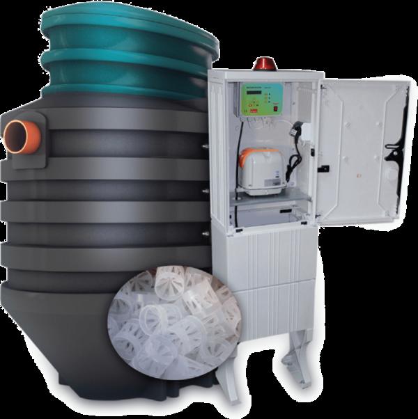 Автономная канализация Delfin септик PRO