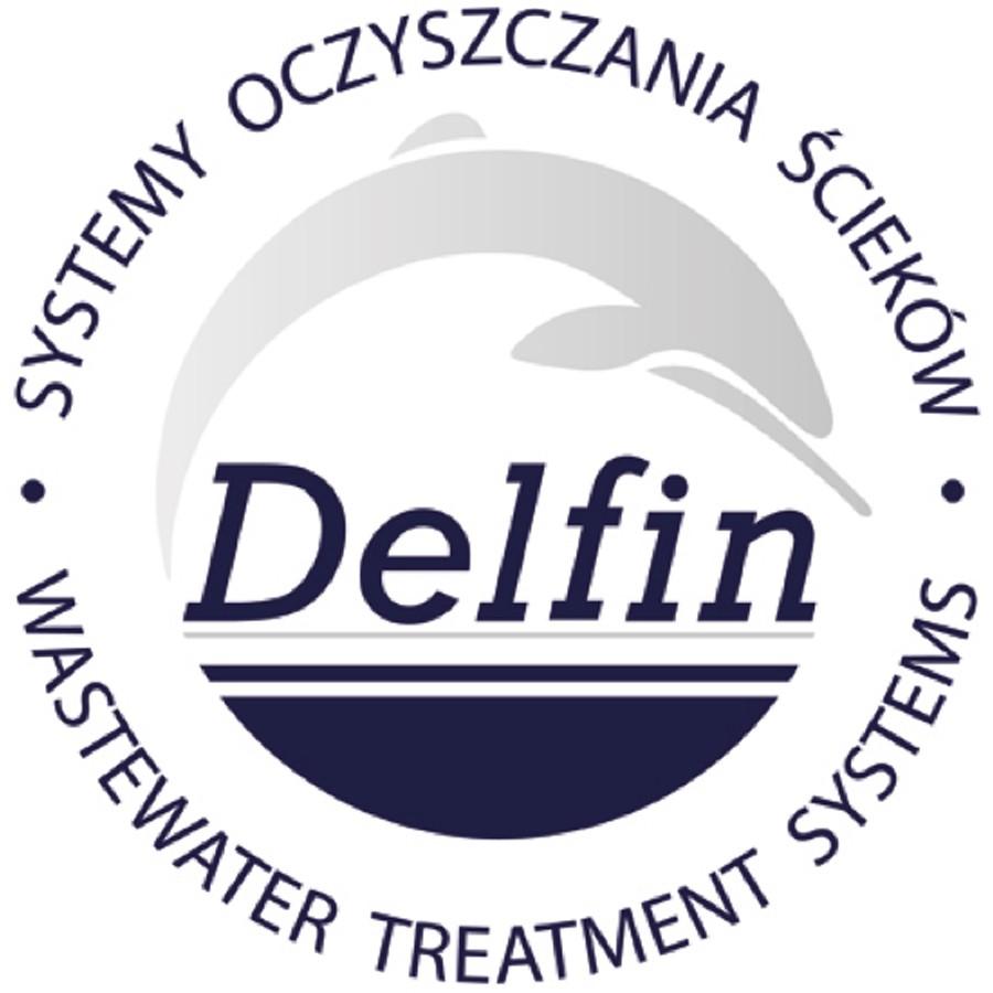 Лого септик дельфин