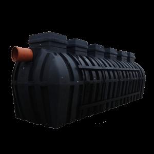 Delfin PANSIONAT - Автономная канализация до 24 человек. Септик для дома.