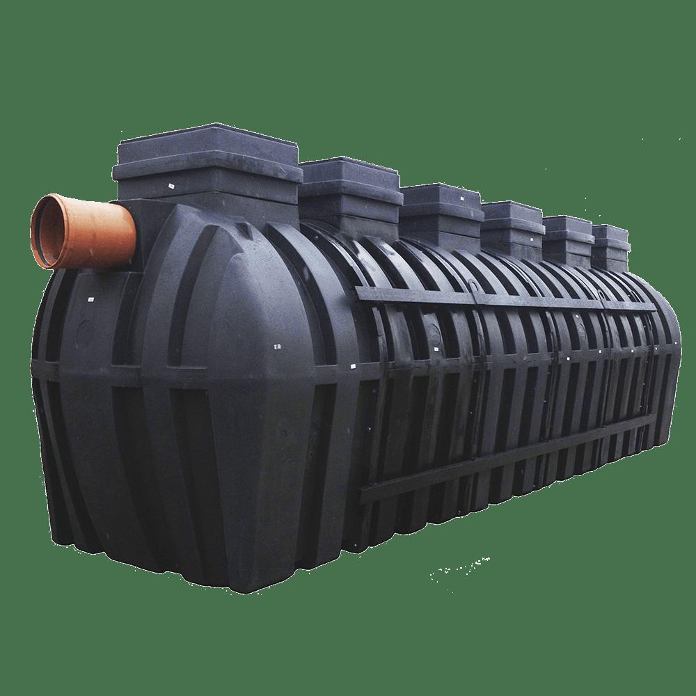 DELFIN ZB-M - крупногабаритная емкость для воды